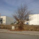 Parcela Industrial de 1.751 m²